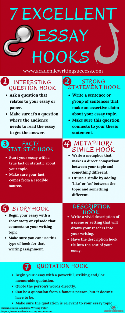 7 Sensational Essay Hooks That Grab Readers' Attention