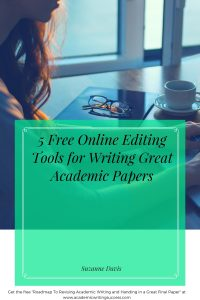 5 Free Online Editing Tools for Writing