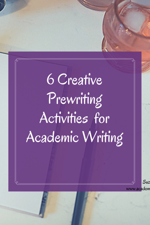 A Quick Tutorial on the Academic Writing Process