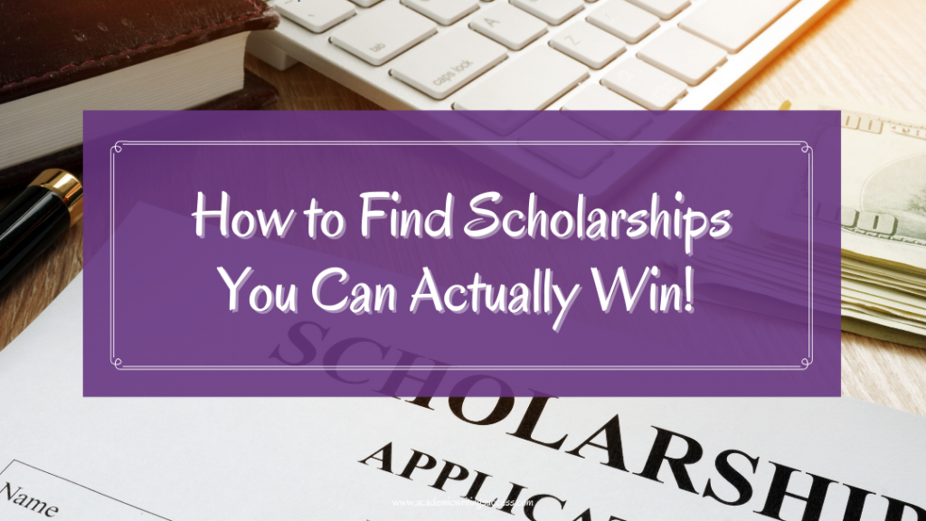How to Find Scholarships
